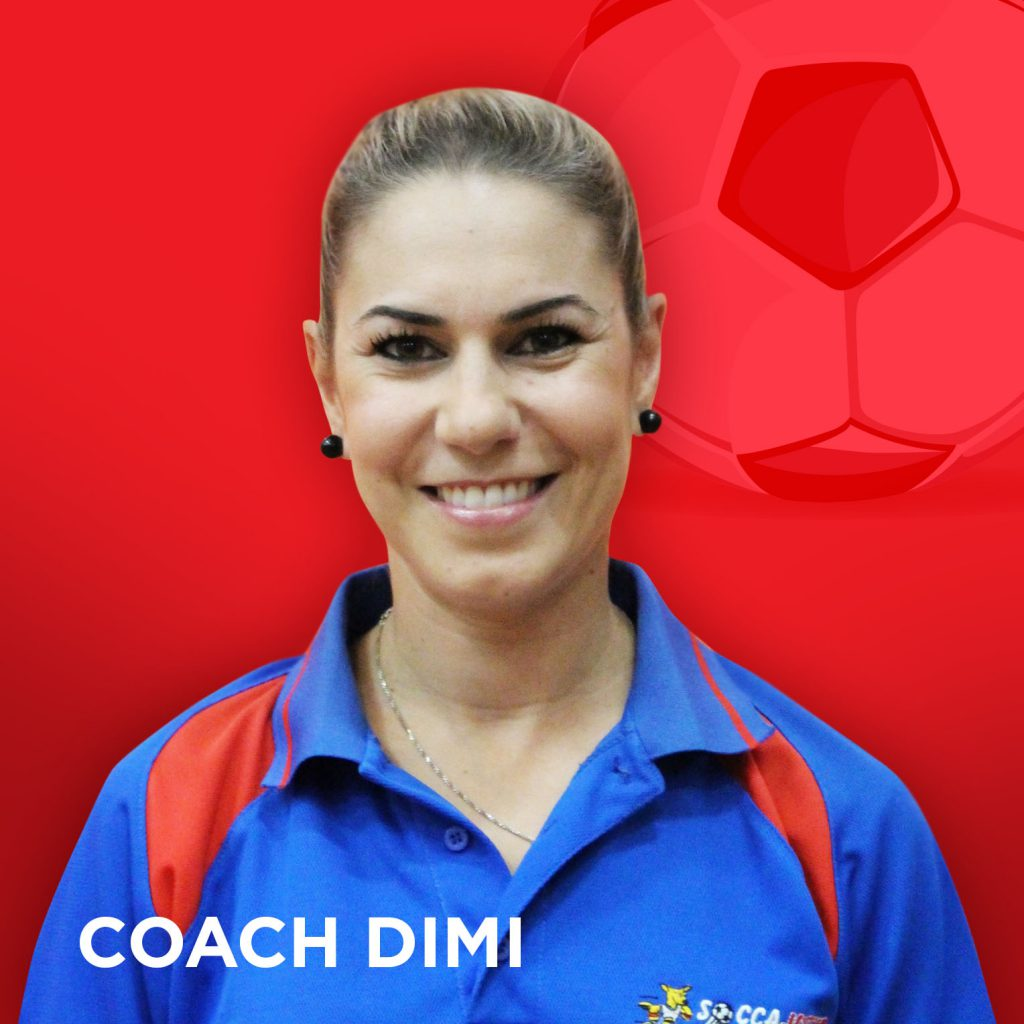 early childhood education soccer coach dimi