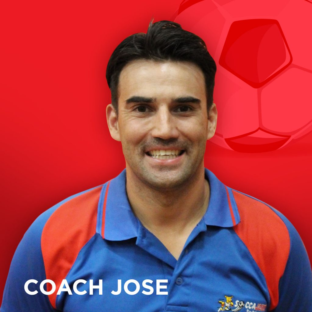 early childhood education soccer coach jose