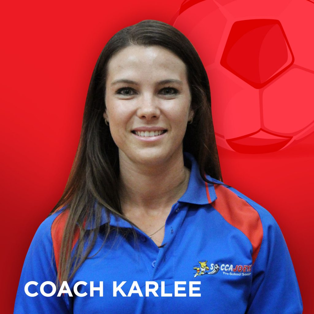 early childhood education soccer coach karlee