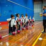 preschool soccer lineup